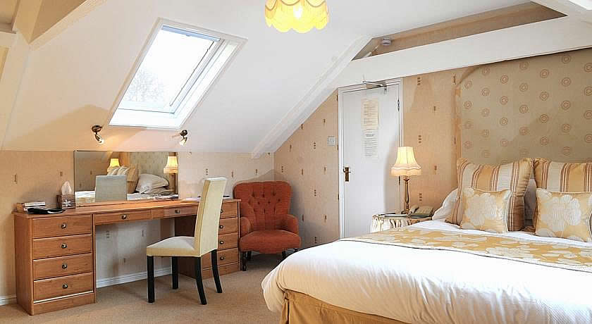 Restaurants with Rooms in Norfolk - The Old Rectory Restaurant with Rooms, Norwich