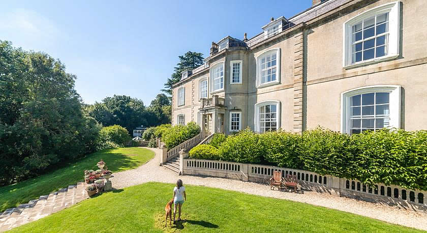 Restaurants with Rooms in Somerset - Combe Grove Manor Hotel, Monkton Combe