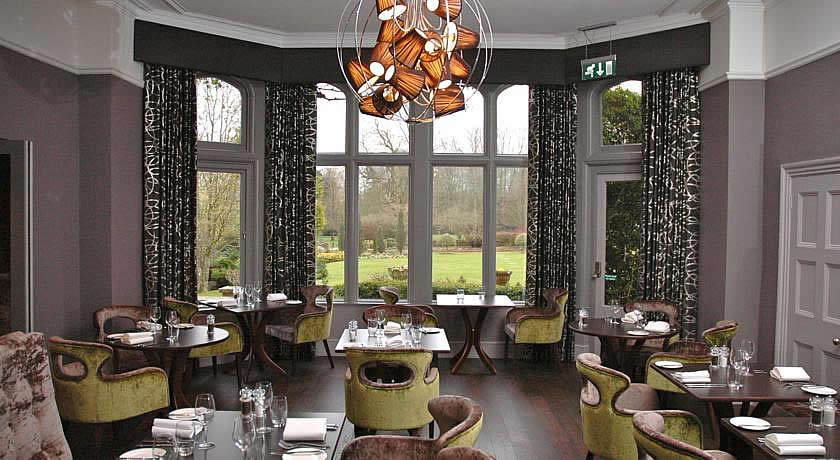Restaurants with Rooms in Somerset - Homewood Park Hotel and Spa, Freshford