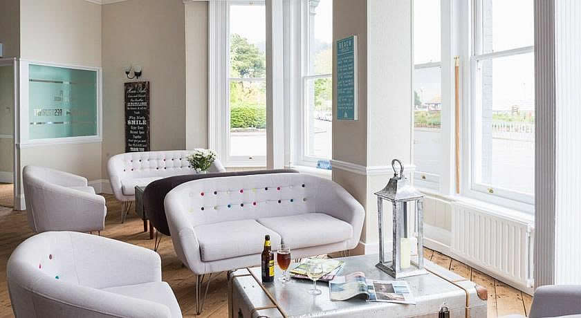 Restaurants with Rooms in Somerset - The Beach Hotel, Minehead