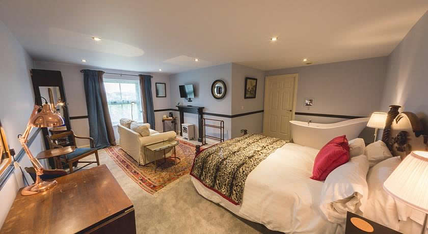 Restaurants with Rooms in Somerset - The Bower Inn, Bridgwater