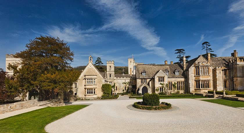 Restaurants with Rooms in The Cotswolds - Ellenborough Park, Cheltenham