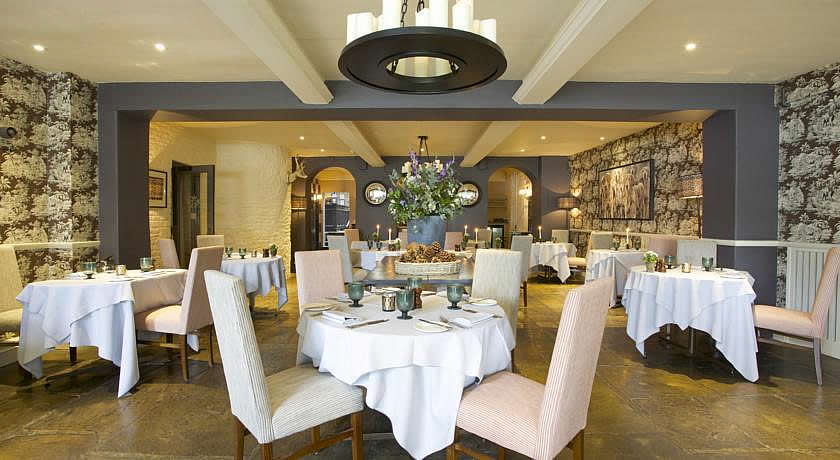 Restaurants with Rooms in The Cotswolds - The Bay Tree Hotel, Burford