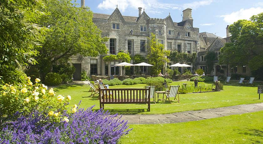Restaurants with Rooms in The Cotswolds - The Close Hotel, Tetbury