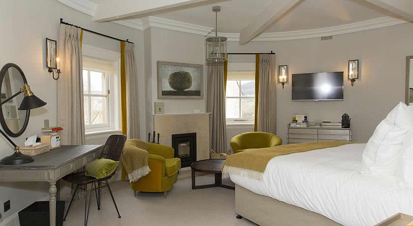 Restaurants with Rooms in The Cotswolds - The Painswick, Painswick