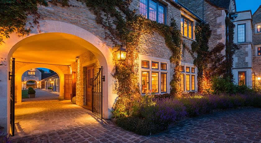 Restaurants with Rooms in The Cotswolds - Whatley Manor, Easton Grey