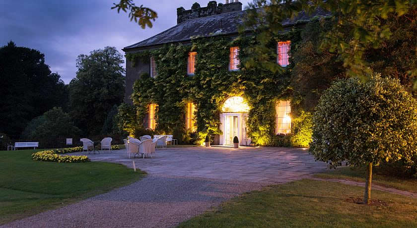 Restaurants with Rooms in County Cork - Ballymaloe House, Ballycotton