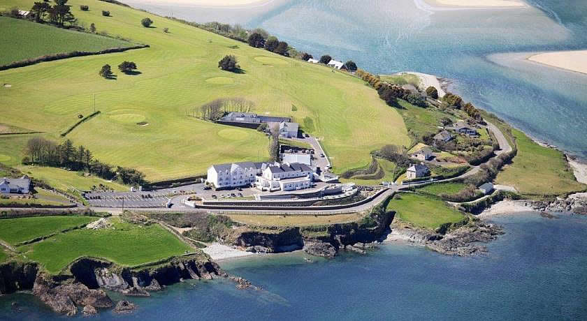 Restaurants with Rooms in County Cork - Dunmore House Hotel, Clonakilty