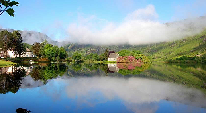 Restaurants with Rooms in County Cork - Gougane Barra Hotel, Ballingeary