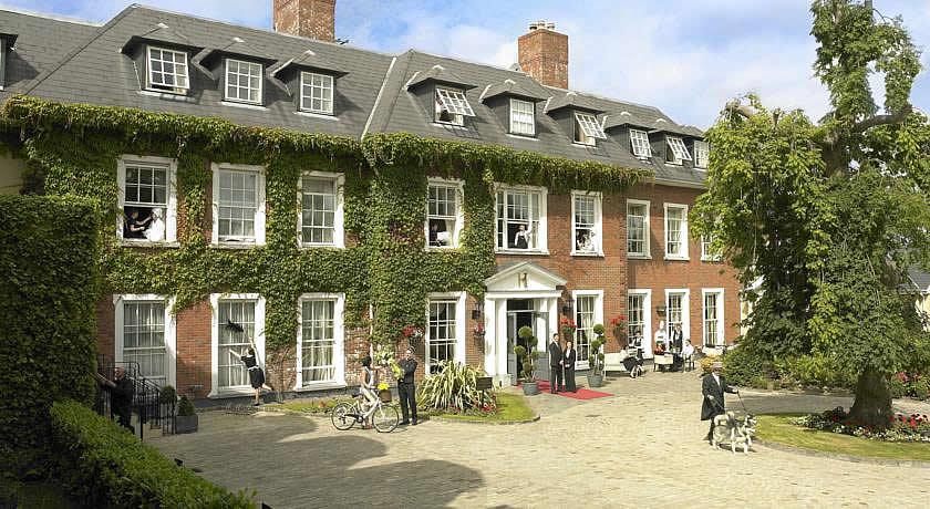 Restaurants with Rooms in County Cork - Hayfield Manor, Cork