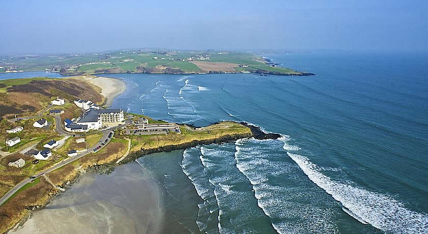 Restaurants with Rooms in County Cork - Inchydoney Island Lodge & Spa, Clonakilty