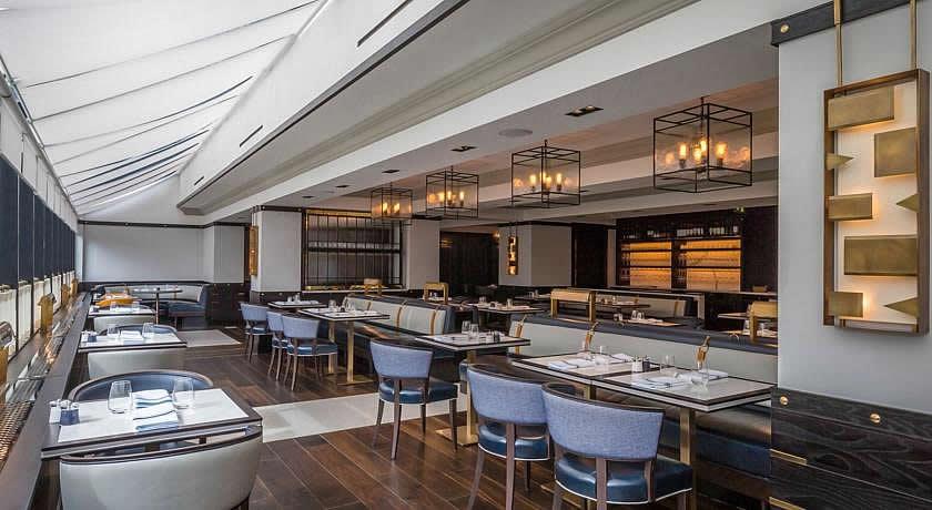 Restaurants with Rooms in Dublin - Conrad Dublin