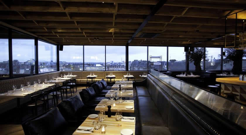Restaurants with Rooms in Dublin - Dean Hotel Dublin