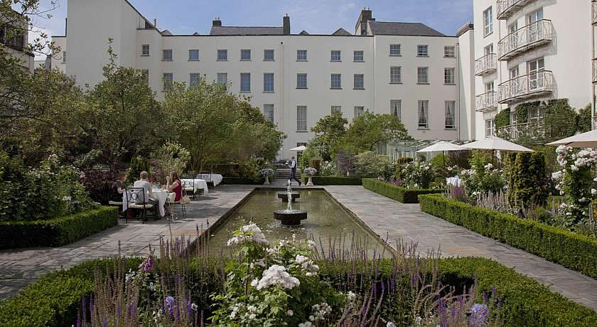 Restaurants with Rooms in Dublin - The Merrion Hotel