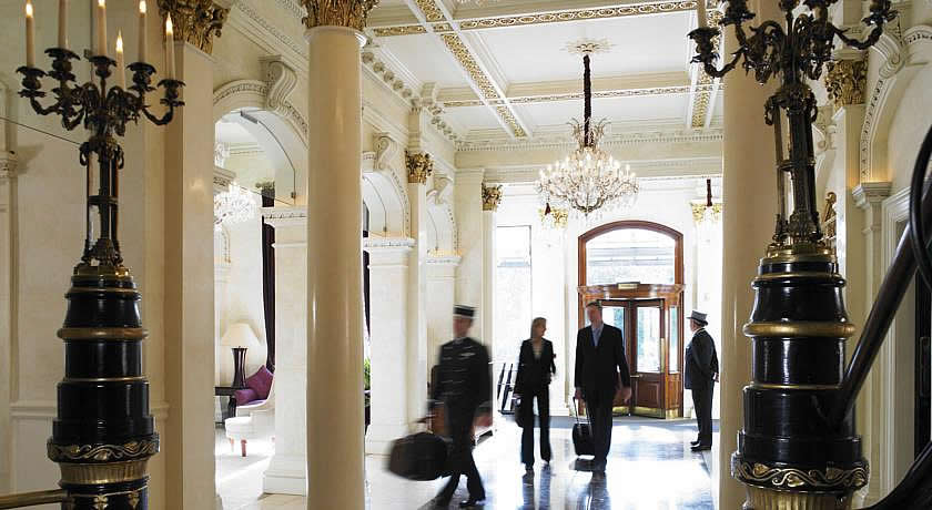 Restaurants with Rooms in Dublin - The Shelbourne Dublin