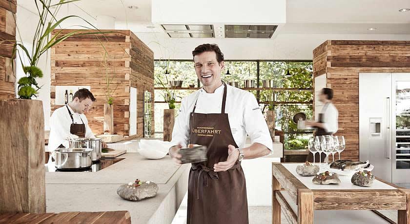 Michelin 3 Star Restaurants in Germany - Überfahrt Restaurant by Christian Jürgens at Althoff Seehotel, Rottach-Egern