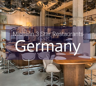 Michelin 3 Star Restaurants in Germany
