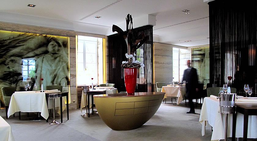 Michelin 3 Star Restaurants in Germany - Restaurant Vendôme at Hotel Schloss Bensberg, Bergisch Gladbach