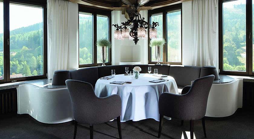Michelin 3 Star Restaurants in Germany - Schwarzwaldstube at Hotel Traube Tonbach, Baiersbronn