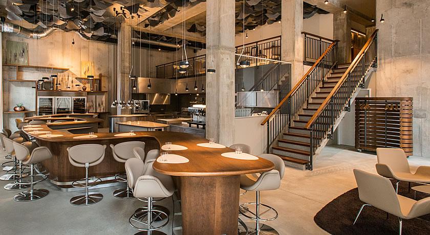 Michelin 3 Star Restaurants in Germany - The Table, Hamburg