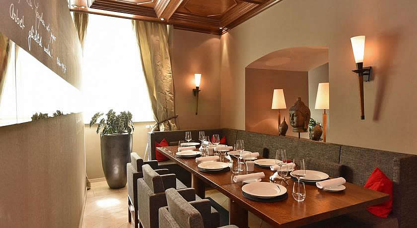 Michelin 3 Star Restaurants in Germany - Victor's Fine Dining by Christian Bau at Victors Hotel SchlossBerg, Nennig