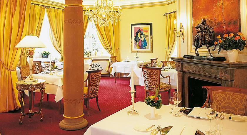 Michelin 3 Star Restaurants in Germany - Waldhotel Sonnora, Dreis