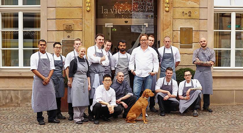 Michelin 3 Star Restaurants in Germany - la vie, Osnabrück