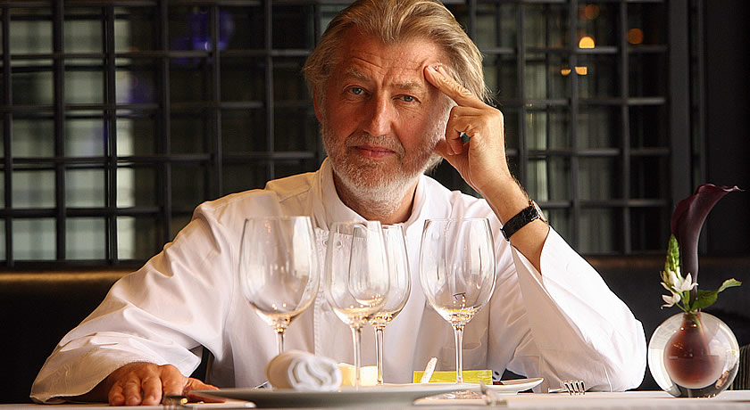 Michelin 3 Star Restaurants in Paris - Pierre Gagnaire