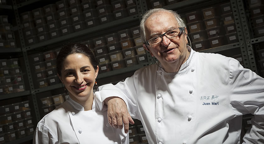Michelin 3 Star Restaurants in Spain - Arzak, San Sebastian