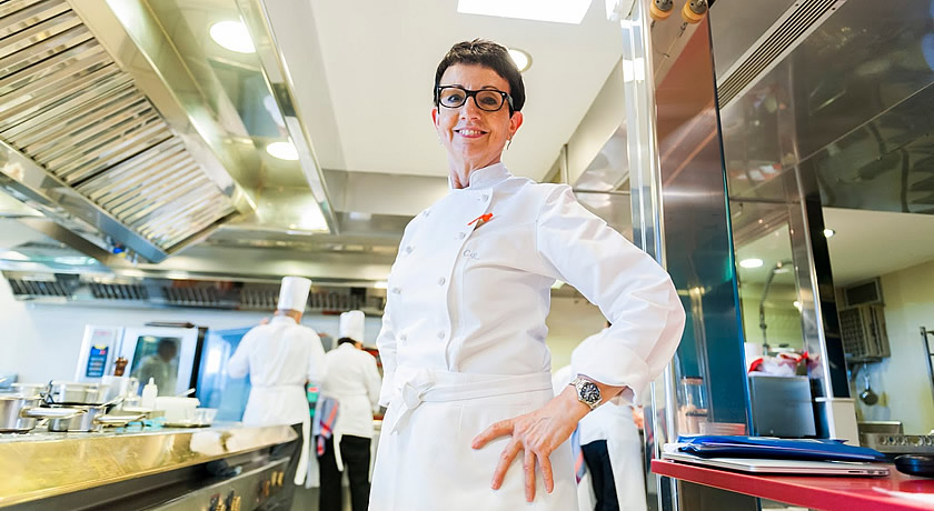 Michelin 3 Star Restaurants in Spain - Carme Ruscalleda, Restaurant Sant Pau
