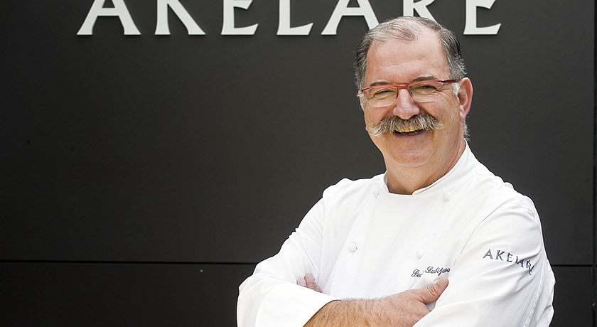 Michelin 3 Star Restaurants in Spain - Pedro Subijana, Akelarre, San Sebastian