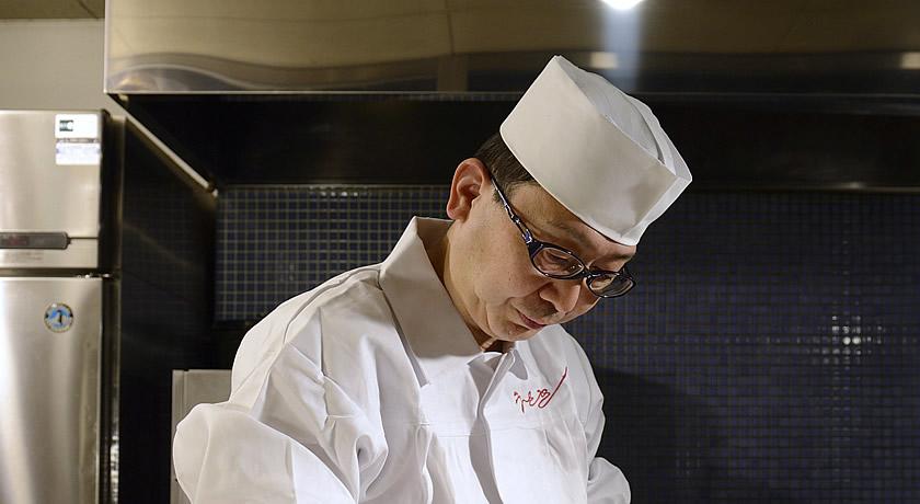 Michelin 3 Star Restaurants in Tokyo - Shintaro Esaki