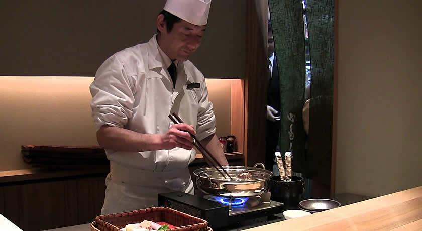 Michelin 3 Star Restaurants in Tokyo - Yamadaya