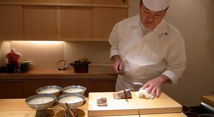Michelin 3 Star Restaurants in Tokyo - Yoshitake