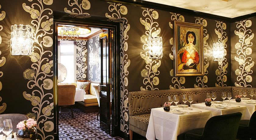 Michelin Star Restaurants - Seven Park Place at St James Hotel