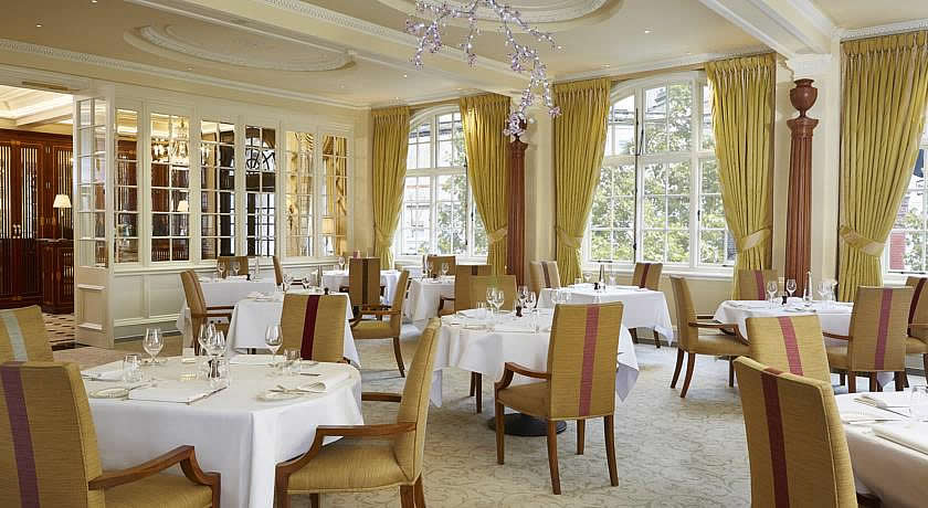 Michelin Star Restaurants - Shay Cooper at The Goring