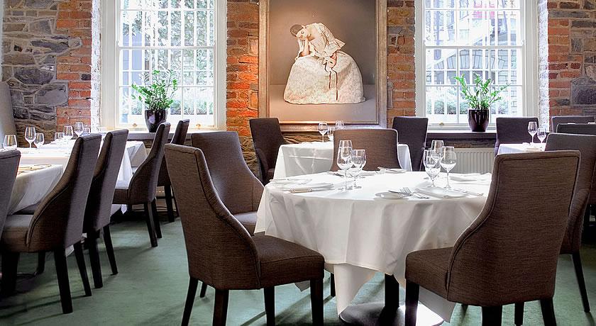 Michelin Star Restaurants in Ireland - Chapter One Restaurant, Dublin