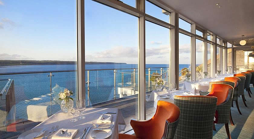 Michelin Star Restaurants in Ireland - House at The Cliff House Hotel, Ardmore, Ireland