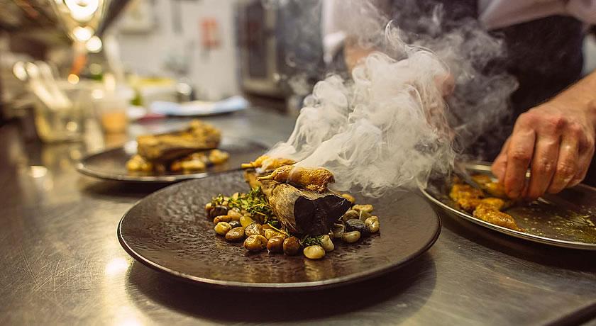 Michelin Star Restaurants in Ireland - The GreenHouse Restaurant, Dublin