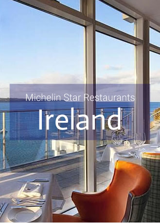 Michelin Star Restaurants in Ireland