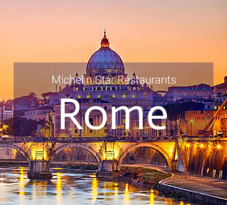 Michelin Star Restaurants in Rome