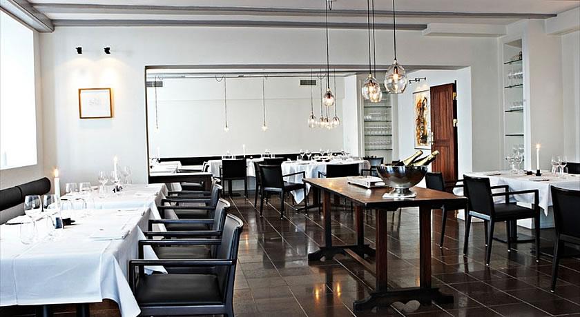 Michelin Star Restaurants in Copenhagen - Grønbech & Churchill