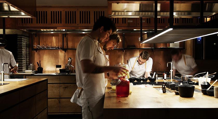Michelin Star Restaurants in Copenhagen - Kadeau