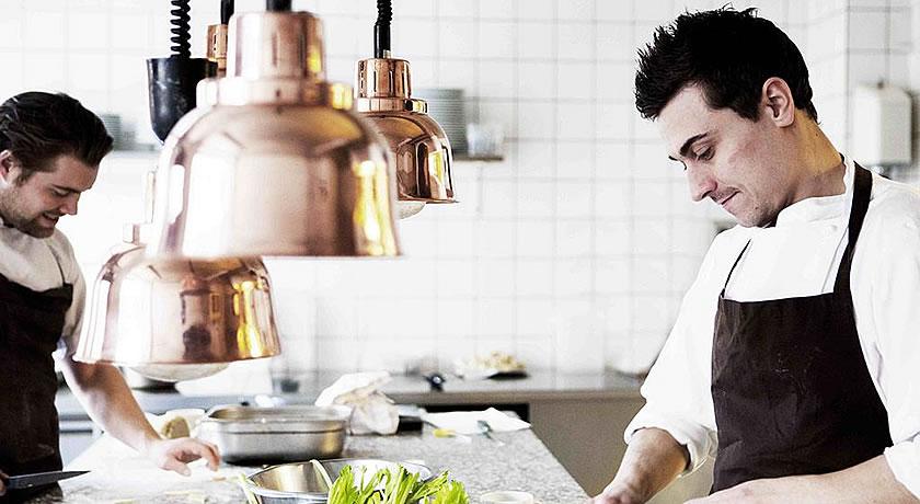 Michelin Star Restaurants in Copenhagen - Kokkeriet