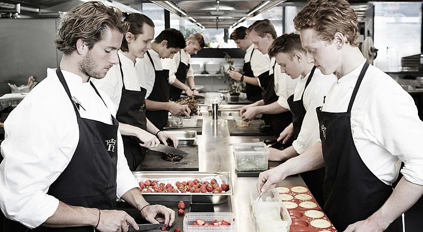 Michelin Star Restaurants in Copenhagen - Kong Hans Kælder