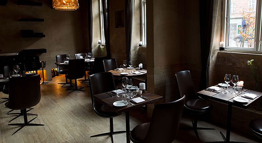 Michelin Star Restaurants in Copenhagen - formal b