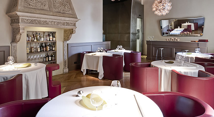Michelin Star Restaurants In Rome Pipero Al Rex