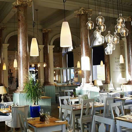 Restaurants with Rooms in Bath
