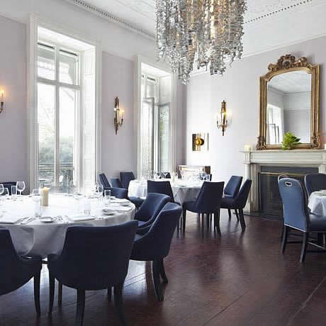 Restaurants with Rooms in Dublin