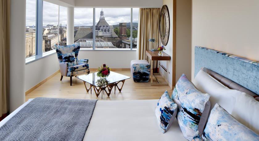 Restaurants with Rooms in Edinburgh - G&V Royal Mile Hotel